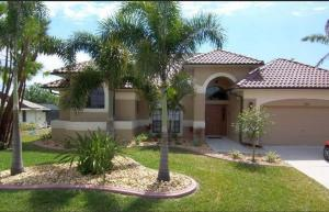 Villa Aurora - SE Cape, Prázdninové domy  Cape Coral - big - 9