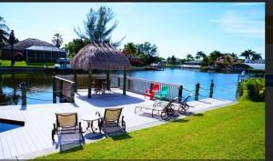 Villa Blue Water - Cape Coral, Ferienhäuser  Cape Coral - big - 21