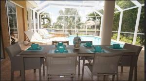 Alicia 1014 - SE Cape Coral Luxury, Dovolenkové domy  Cape Coral - big - 27