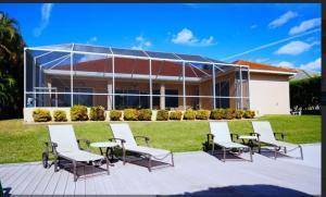Villa Blue Water - Cape Coral, Ferienhäuser  Cape Coral - big - 25