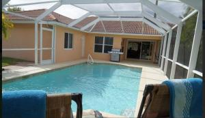 Cape Escape - Cape Coral 4b/2ba, Nyaralók  Cape Coral - big - 20