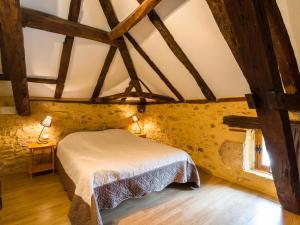 Maison De Vacances - Blanquefort-Sur-Briolance 1, Dovolenkové domy  Saint-Cernin-de-l'Herm - big - 39