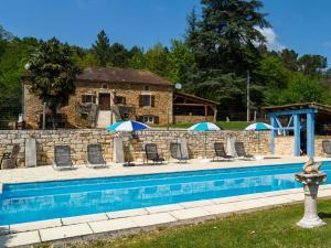 Maison De Vacances - Blanquefort-Sur-Briolance 1, Dovolenkové domy  Saint-Cernin-de-l'Herm - big - 1