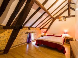 Maison De Vacances - Blanquefort-Sur-Briolance 1, Дома для отпуска  Saint-Cernin-de-l'Herm - big - 10