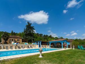 Maison De Vacances - Blanquefort-Sur-Briolance 1, Dovolenkové domy  Saint-Cernin-de-l'Herm - big - 57
