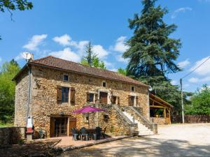 Maison De Vacances - Blanquefort-Sur-Briolance 1, Dovolenkové domy  Saint-Cernin-de-l'Herm - big - 61
