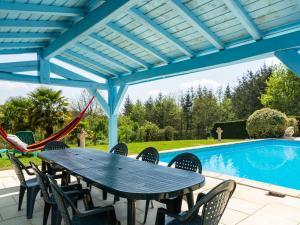 Maison De Vacances - Blanquefort-Sur-Briolance 1, Dovolenkové domy  Saint-Cernin-de-l'Herm - big - 62