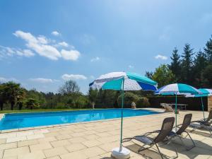 Maison De Vacances - Blanquefort-Sur-Briolance 1, Dovolenkové domy  Saint-Cernin-de-l'Herm - big - 65