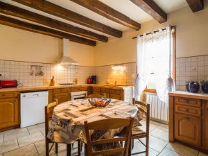 Maison De Vacances - Blanquefort-Sur-Briolance 1, Dovolenkové domy  Saint-Cernin-de-l'Herm - big - 68