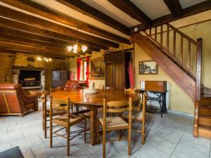 Maison De Vacances - Blanquefort-Sur-Briolance 1, Dovolenkové domy  Saint-Cernin-de-l'Herm - big - 71
