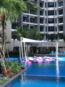 Heritage City @ Malacca Atlantis 9, Apartmanok  Melaka - big - 11