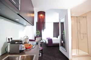 Goodman's Living, Apartmanok  Berlin - big - 16