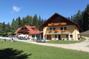 Alpengasthaus Gießlhütte, Penzióny  Kötsch - big - 30