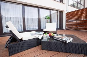 Goodman's Living, Apartmanok  Berlin - big - 8