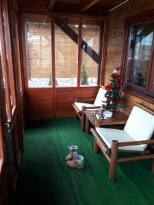 Eco Cottages Mir, Horské chaty  Zlatibor - big - 38