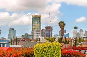 Golden Hill - Three Bedroom Home, Dovolenkové domy  San Diego - big - 2