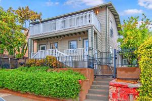 Golden Hill - Three Bedroom Home, Dovolenkové domy  San Diego - big - 24
