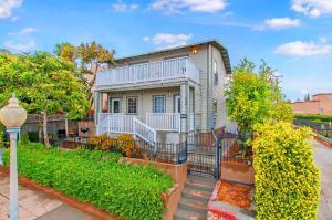 Golden Hill - Three Bedroom Home, Dovolenkové domy  San Diego - big - 1