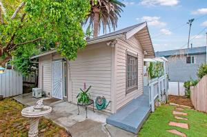 North Park Cottage - One Bedroom Home, Dovolenkové domy  San Diego - big - 2