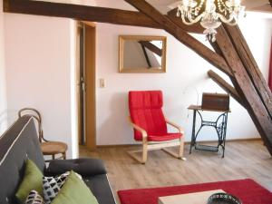Ferienwohnungen Marktstrasse 15, Apartmány  Quedlinburg - big - 16