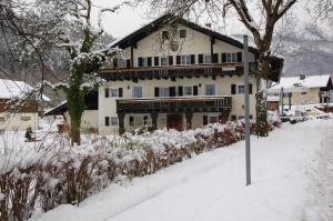 Pension Lex, Vendégházak  Bad Reichenhall - big - 37