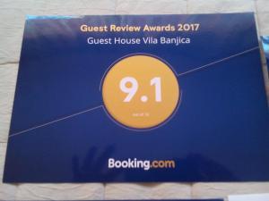 Guest House Vila Banjica, Pensionen  Pirot - big - 54