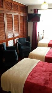 Casa Echavarria Boutique Hotel, Hotel  San José - big - 7