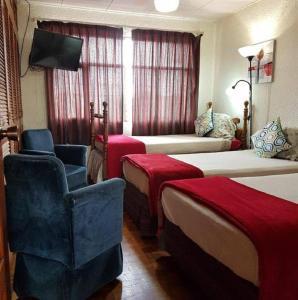 Casa Echavarria Boutique Hotel, Hotel  San José - big - 19