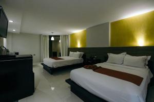 Hotel El Español Paseo de Montejo, Hotel  Mérida - big - 44