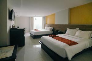 Hotel El Español Paseo de Montejo, Hotel  Mérida - big - 55