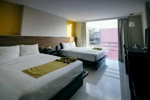 Hotel El Español Paseo de Montejo, Hotel  Mérida - big - 58