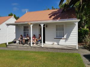 Coromandel Colonial Cottages Motel, Motel  Coromandel Town - big - 23