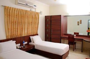 Silicon Hearth, Апартаменты  Бангалор - big - 4