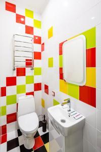 Medova2, Apartments  Lviv - big - 11