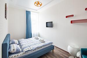 Medova2, Апартаменты  Львов - big - 3