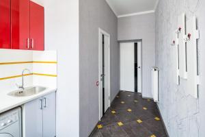 Medova2, Apartments  Lviv - big - 12