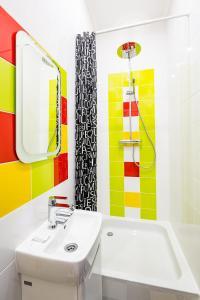 Medova2, Apartments  Lviv - big - 9