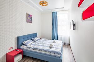 Medova2, Апартаменты  Львов - big - 1