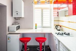 Medova2, Apartments  Lviv - big - 8