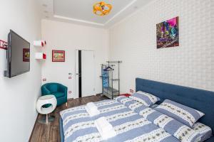 Medova2, Apartments  Lviv - big - 4