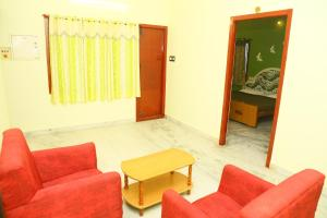 Le Garden Inn, Aparthotely  Kumbakonam - big - 25