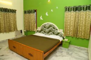 Le Garden Inn, Aparthotely  Kumbakonam - big - 7