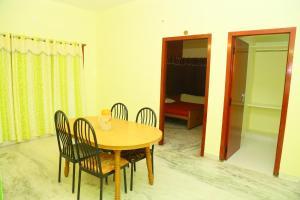 Le Garden Inn, Aparthotely  Kumbakonam - big - 5