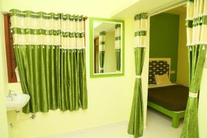 Le Garden Inn, Aparthotely  Kumbakonam - big - 4