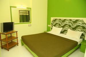 Le Garden Inn, Aparthotely  Kumbakonam - big - 8