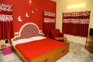 Le Garden Inn, Aparthotely  Kumbakonam - big - 2
