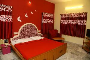 Le Garden Inn, Aparthotely  Kumbakonam - big - 41