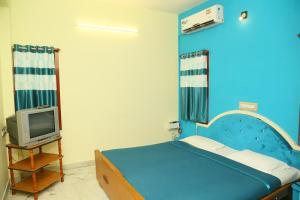 Le Garden Inn, Aparthotely  Kumbakonam - big - 35