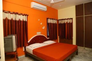 Le Garden Inn, Aparthotely  Kumbakonam - big - 44