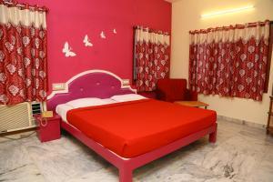 Le Garden Inn, Aparthotely  Kumbakonam - big - 42